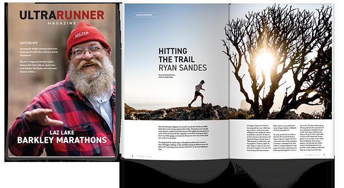 Magazine for Ultra Running by Ultra Runner