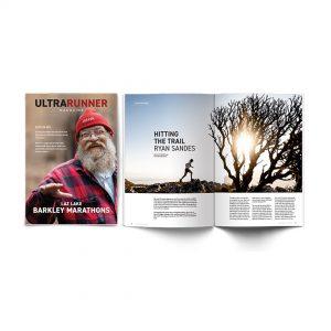 Magazine for Ultra Running by Ultra Runner Magazine